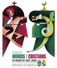 Fiestas de Moros y Cristianos en honor a San Jorge 2019