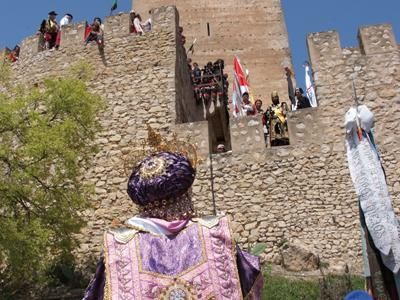ambaixador moro castell