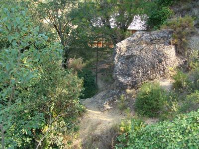 13 Cami del teularet hasta el Moli l'Ombria