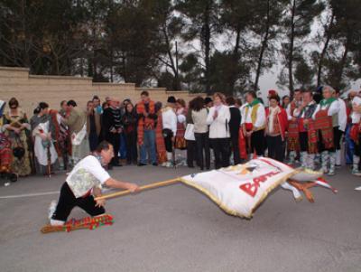 ball banderes maseros